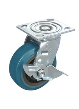 韩式弹性铁芯聚氨酯轮