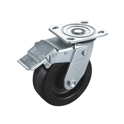 韩式塑芯聚氨酯轮