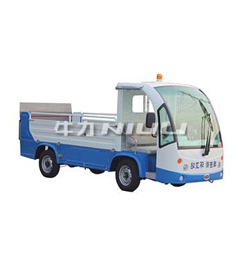 电动环卫车-8桶驳运车
