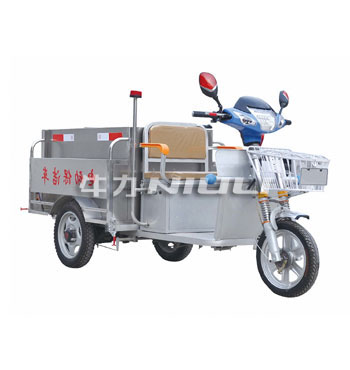 电动保洁车BJ400