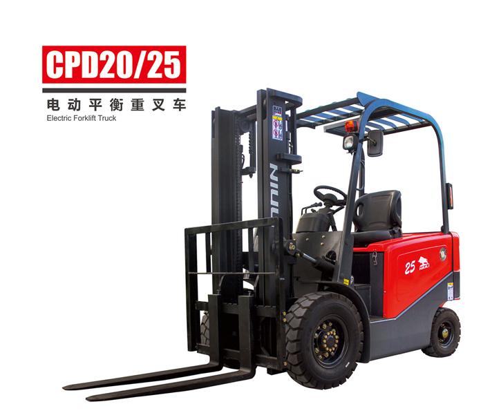 CPD20/25蓄电池平衡重式叉