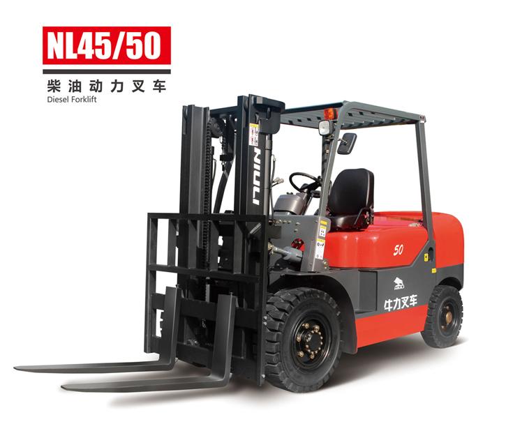 CPC45/50内燃平衡重式叉车
