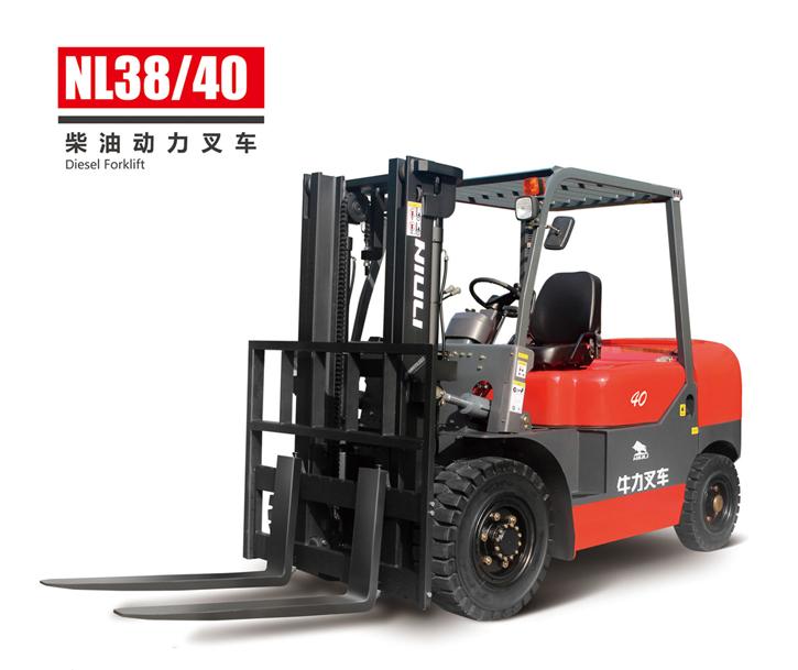 CPC38/40内燃平衡重式叉车